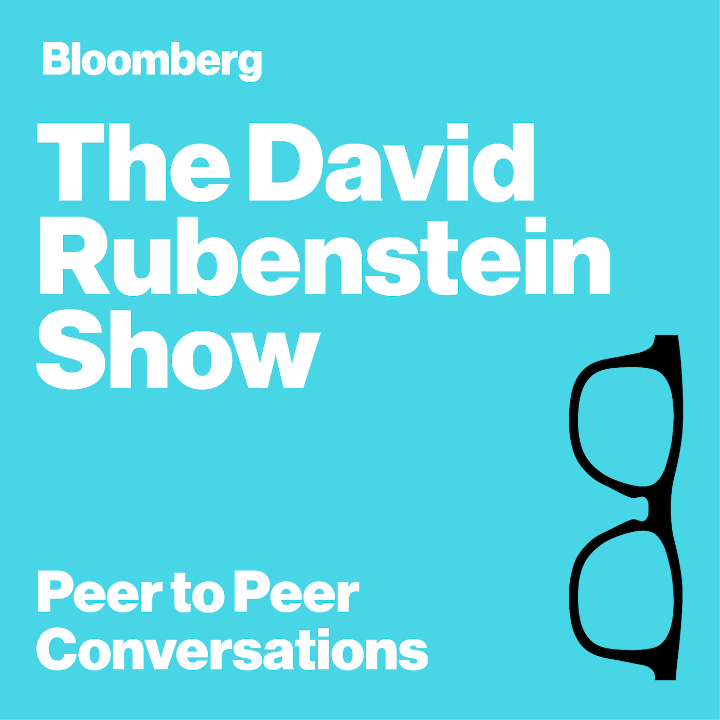 Podcast Cover of The David Rubenstein Show