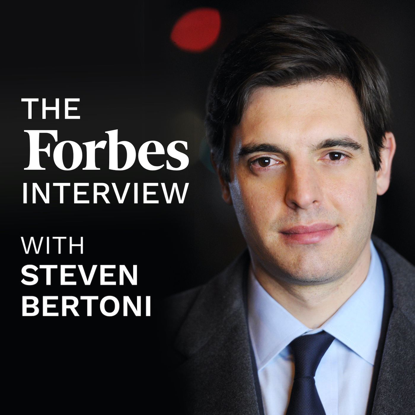 Podcast Cover of The Forbes Interview