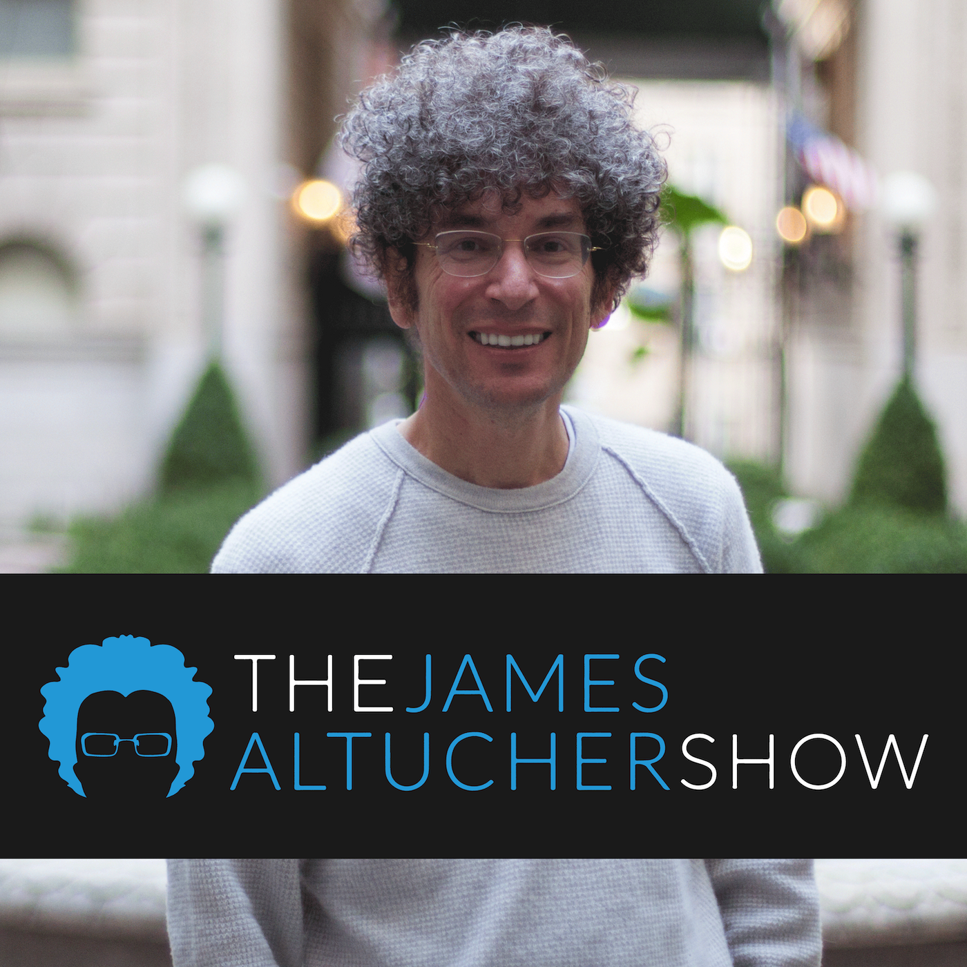 Podcast Cover of The James Altucher Show