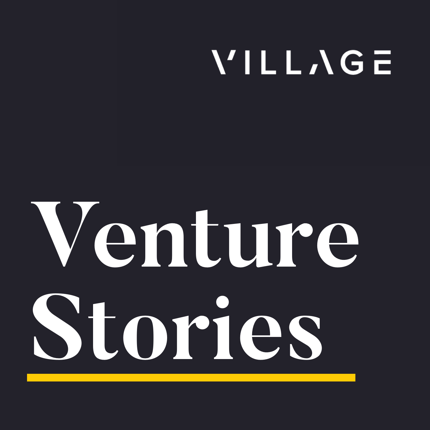 Podcast Cover of Venture Stories
