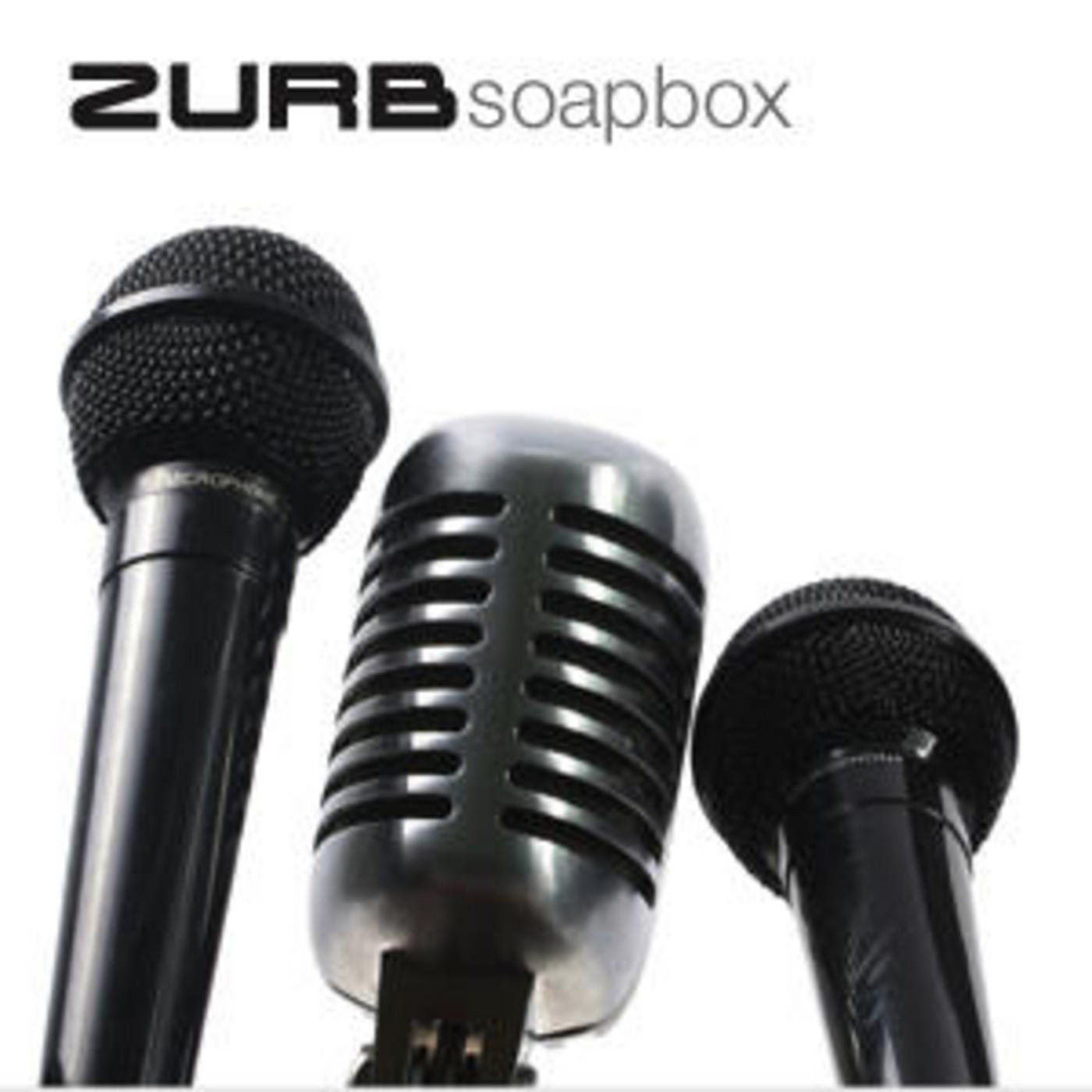Podcast Cover of ZURBsoapbox