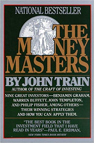 Book Cover of The Money Masters