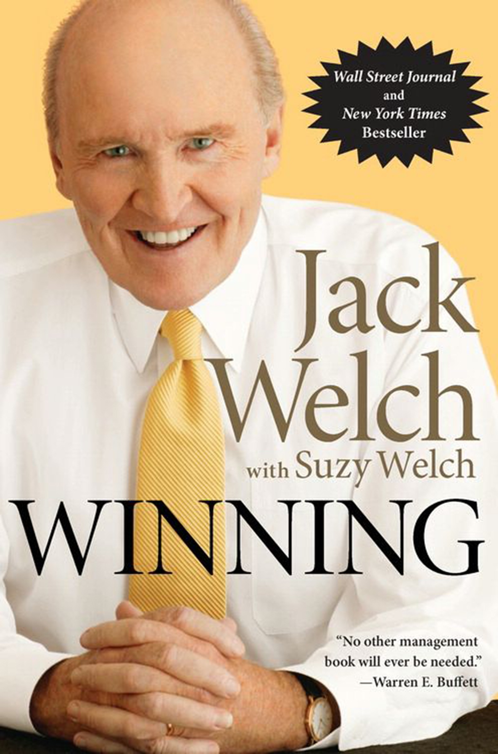 Book Cover of Winning
