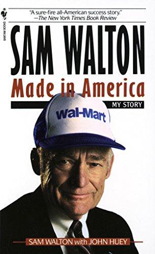 Book Cover of Sam Walton: Made In America