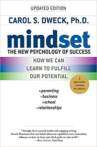 Book Cover of Mindset: The New Psychology of Success