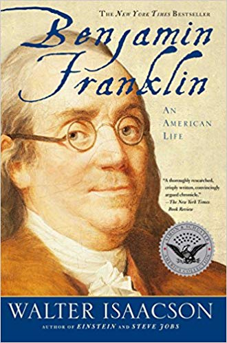 Book Cover of Benjamin Franklin: An American Life