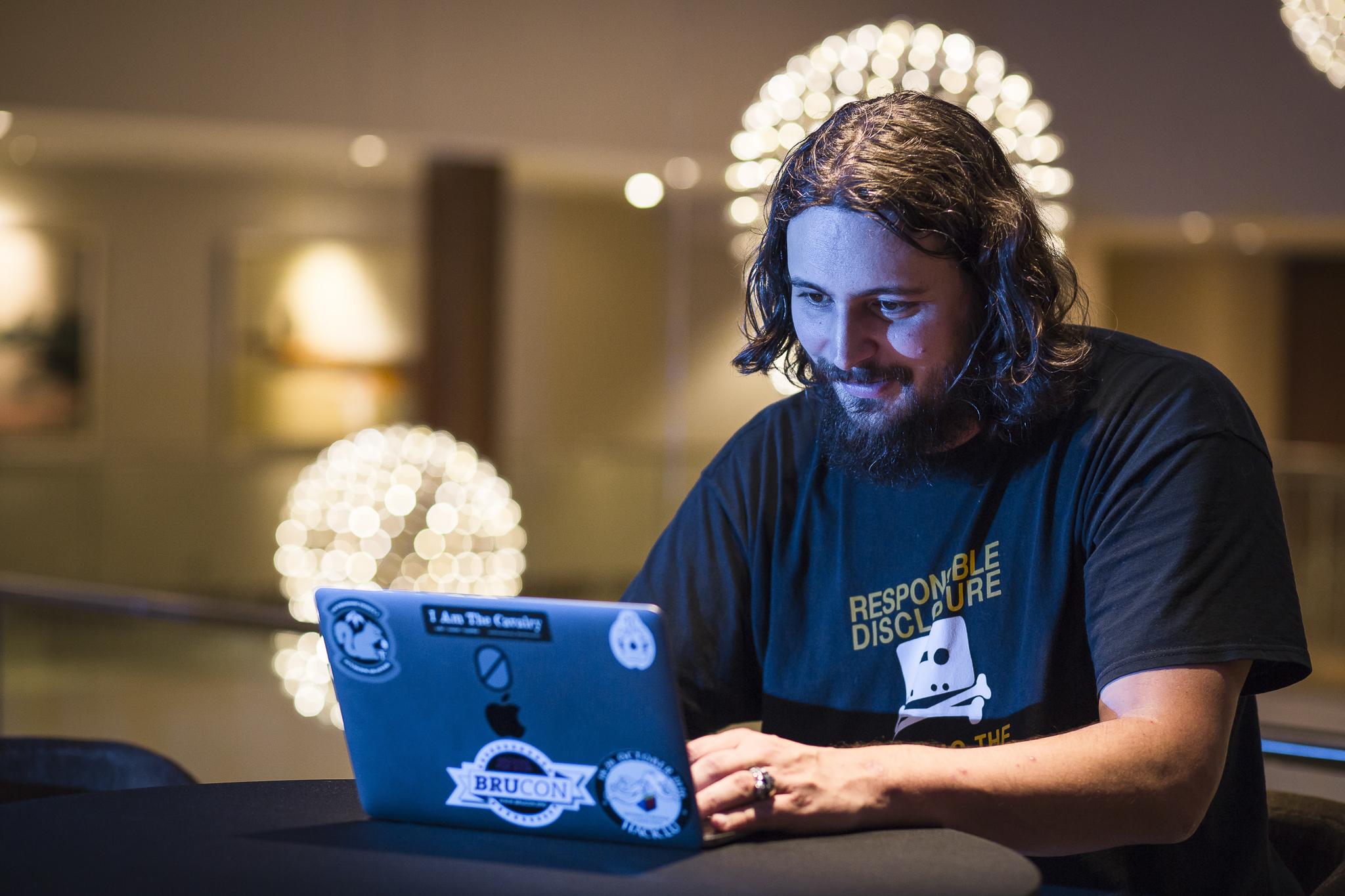 Hacker Jesus - Den Haag, 2016