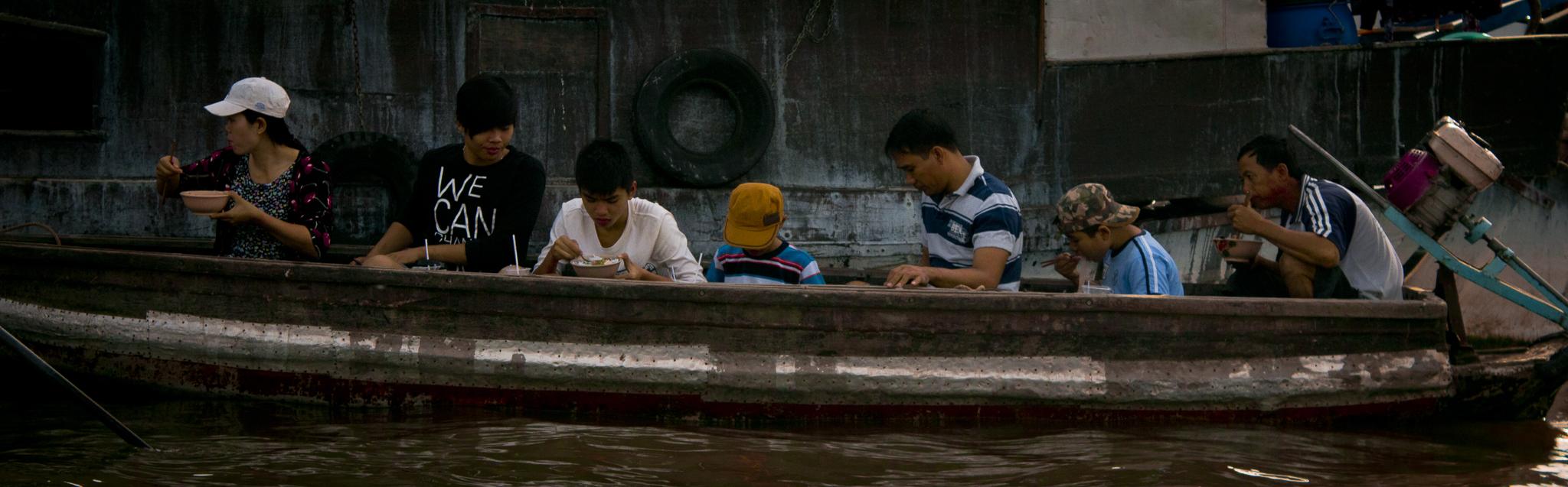 Mekong Delta, 2015