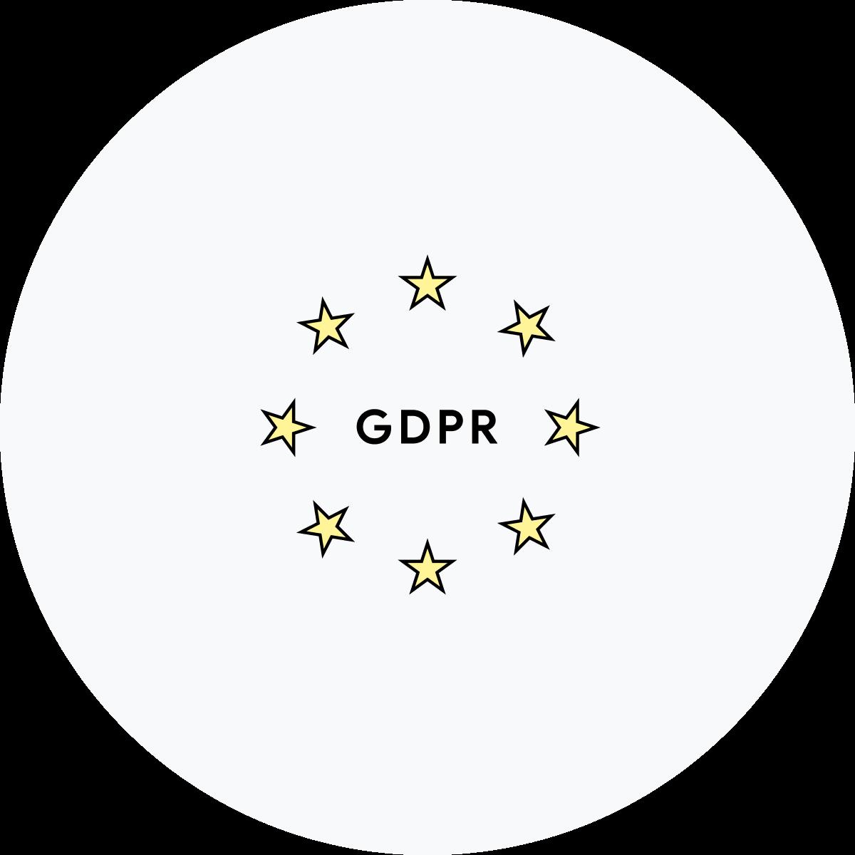 GDPR-säkrad