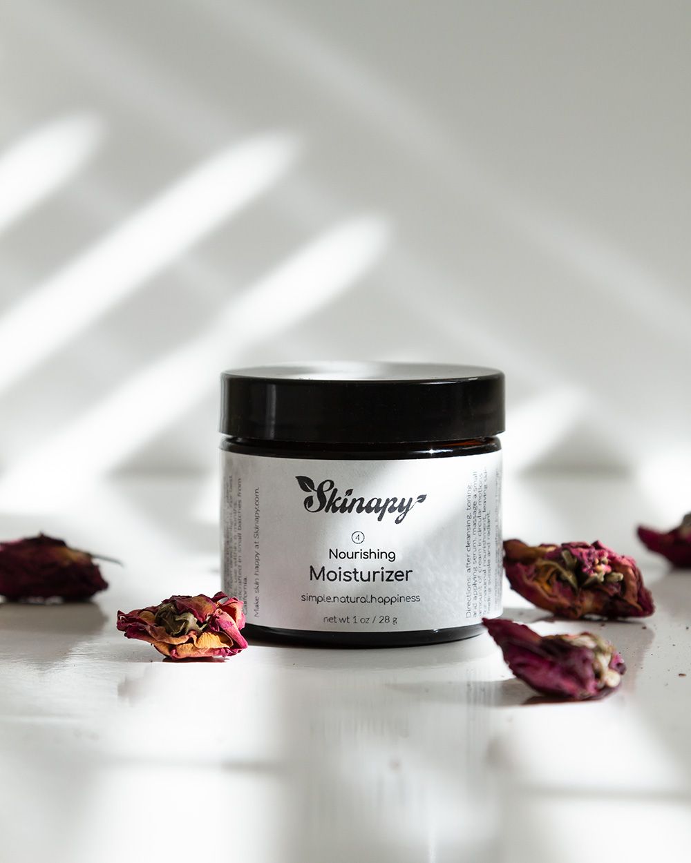 Natural and organic nourishing moisturizer