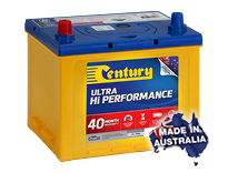Century Australian made battery