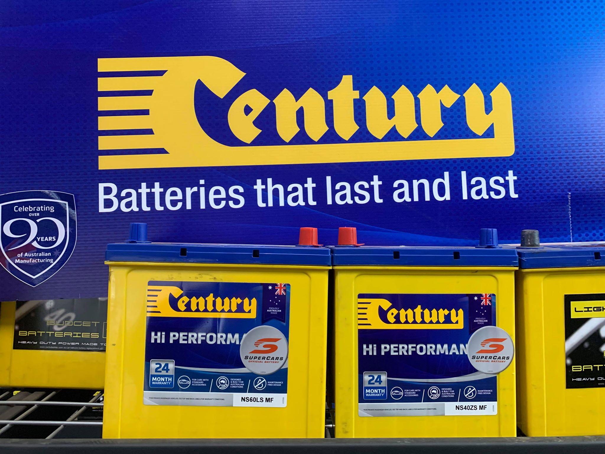 Century Australia Battery Manufacturer YUASA