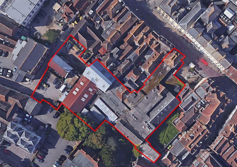 Biggleston Yard - outline