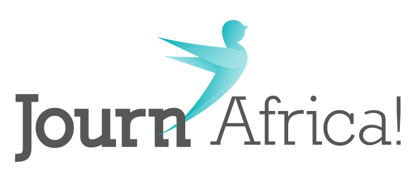 JournAfrica! Logo