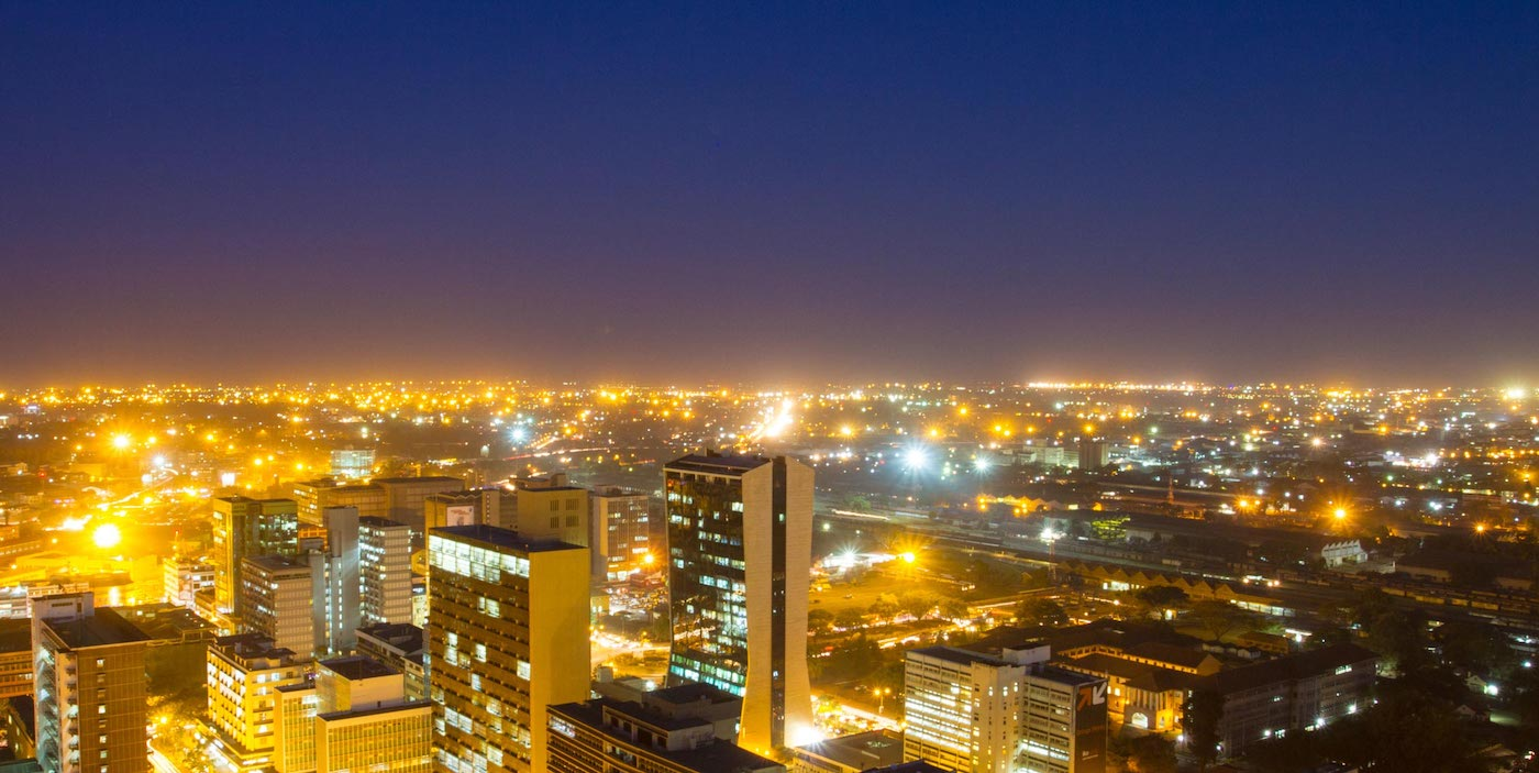 Good night beautiful city, Photo by Mwangi Kirubi