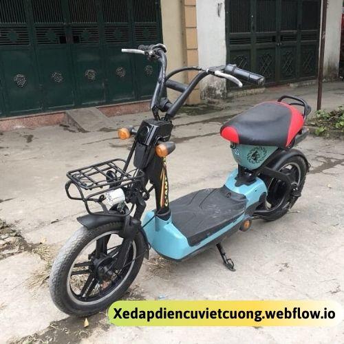 Xe điện bò điên cũ giá rẻ