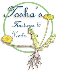 Logo for Tosha's Tincture's and Herbs