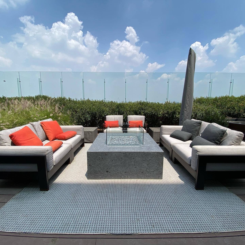 Rooftop Vives 🔥 Hg Fire 🔥 #diseñamosconfuego