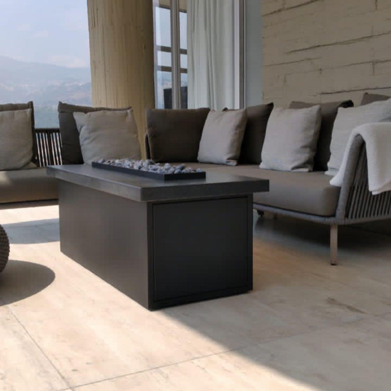 Aprovecha tu terraza en esta temporada manteniendo a todos sin frío! #diseñamosconfuego