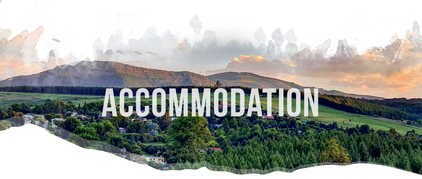 Accommodation Header Image