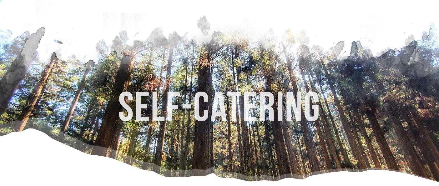 Self-catering header image
