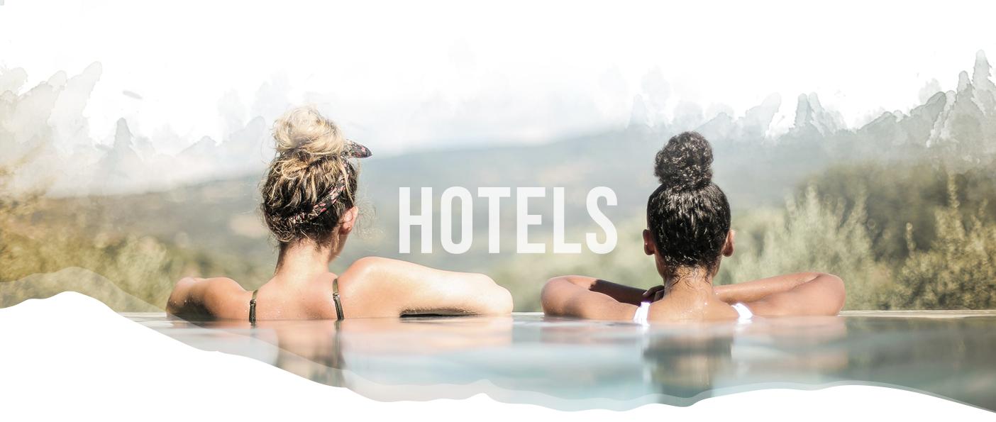 Hotels header image