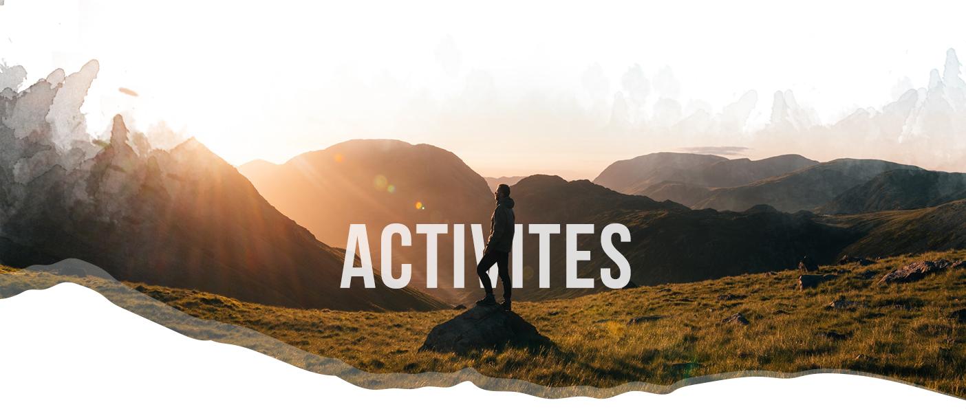 Activities Header Image