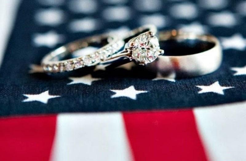 Dịch vụ kết hôn giả đi Mỹ