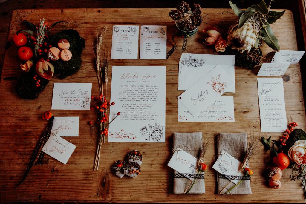 Wedding Design Salzburg | Styled Shoot von Weddingdreams Salzburg