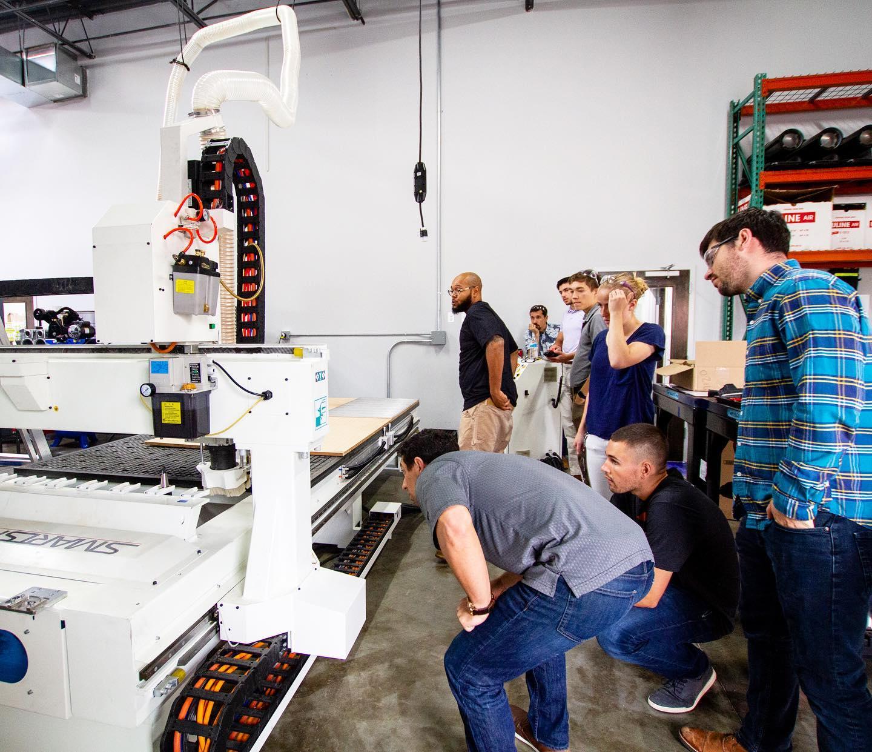 CNC machine: Laguna's SmartShop® II