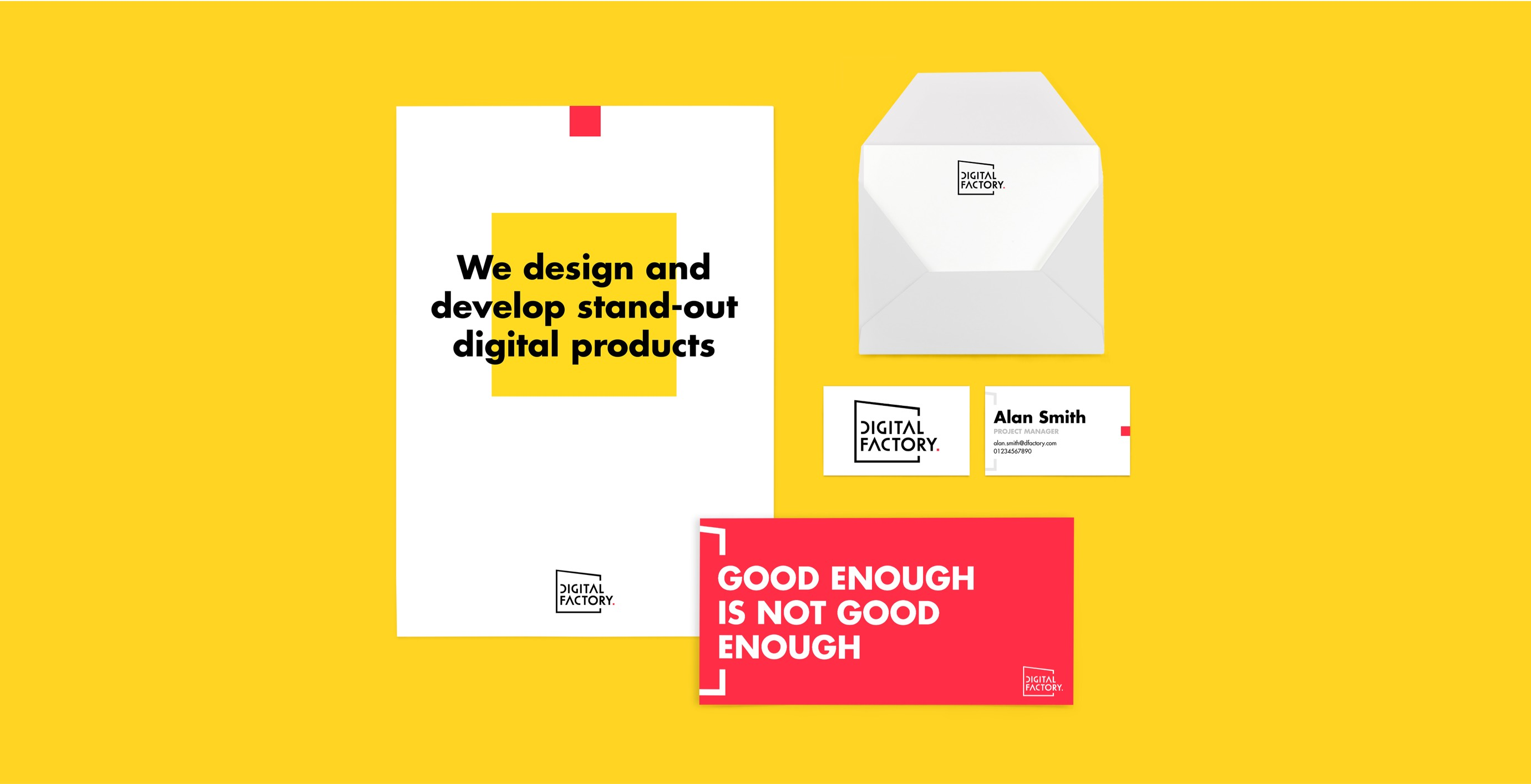 Digital Factory Brand Assets