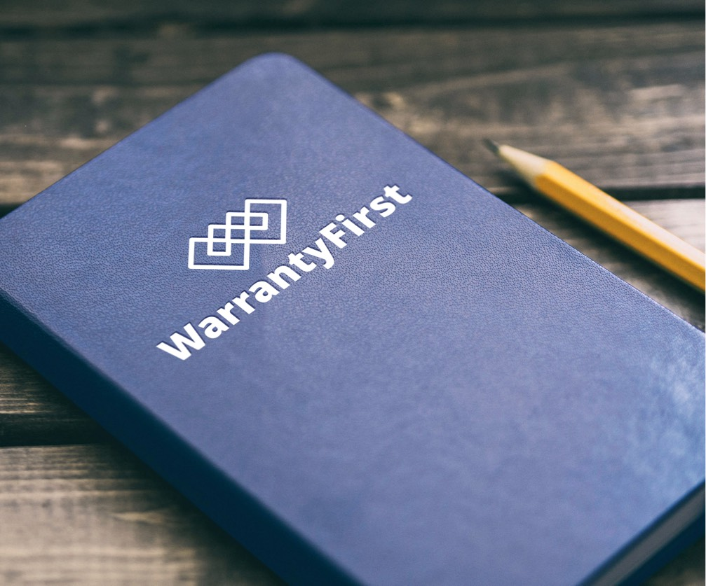 Warranty First notebook