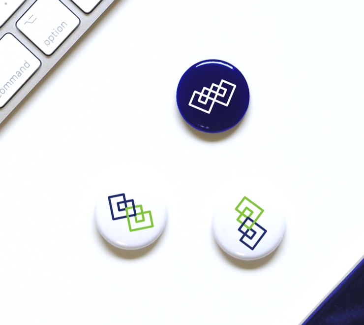 Warranty First Pin Badges