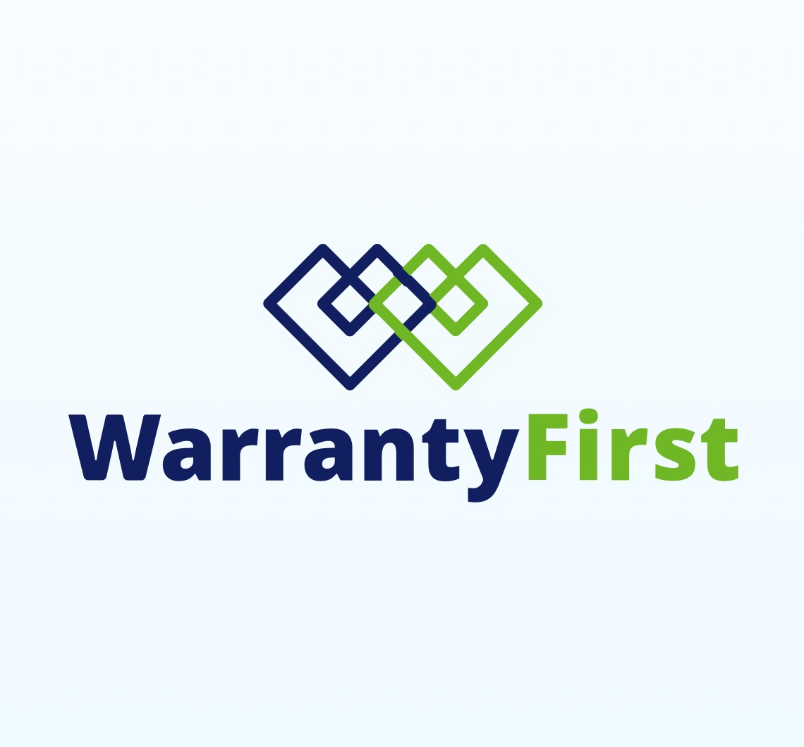 Warranty First Logo Design