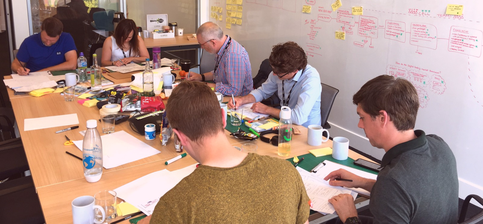Company Structure Design Sprint