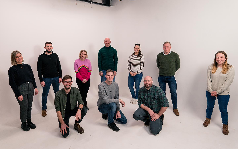 Design Sprint Team bonding