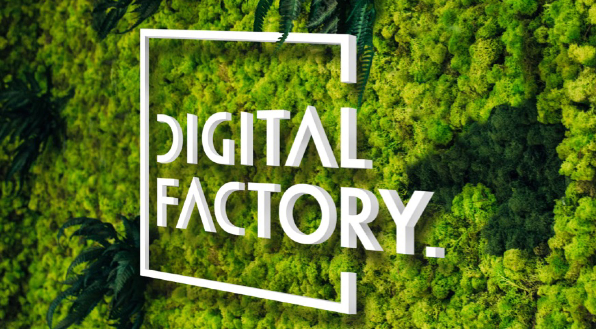 A new identity for Network Rail's digital Factory