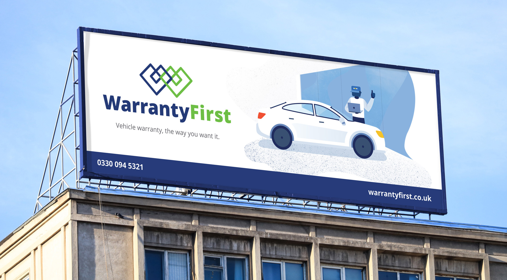 A new identity for Warranty First