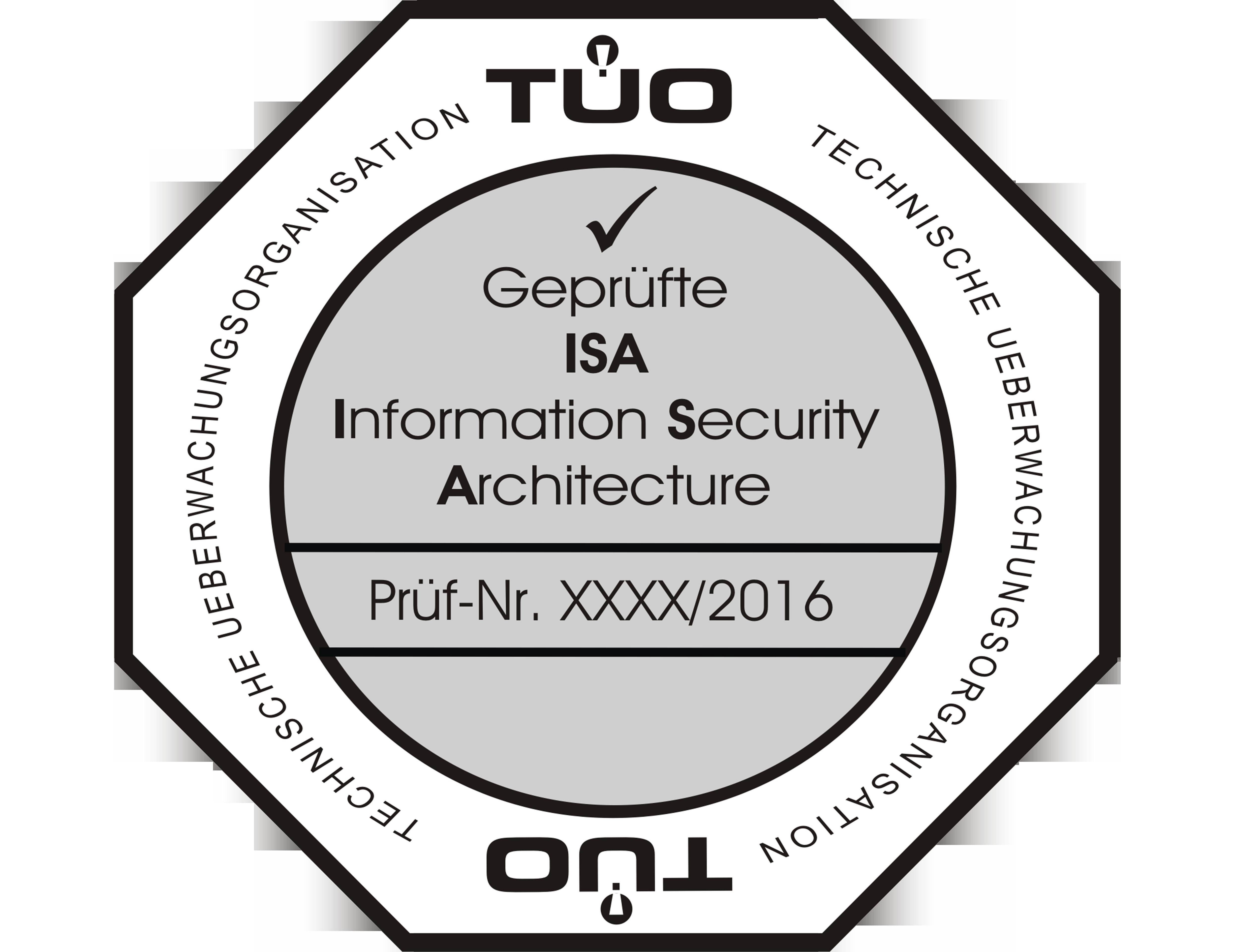ISO Zertrifizierung