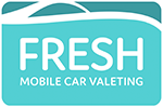 Fresh mobile car valeting logo