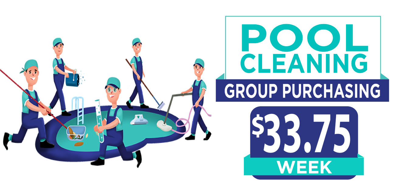 Oneneighbor Group Purchasing Lawn Mowing Amp Pool Cleaning