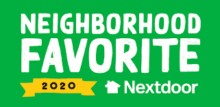 OneNeighbor Lawn Mowing Voted #1 in Cinco Ranch, TX on Nextdoor in 2020.