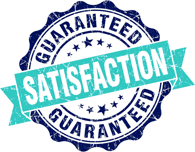 All OneNeighbor home services come with a satisfaction guarantee.