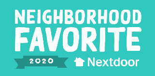 OneNeighbor 2020 Nextdoor Favorite