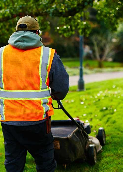 home and lawn care service vendor in North Texas