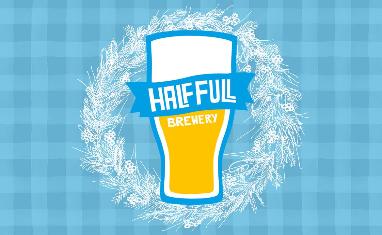 Pups & Pints @ Half Full Brewery