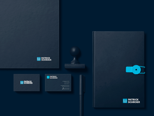Print - Branding Mockup Patrick Schroer