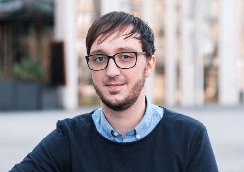 Patrick Schroer - Designer und Markenstratege aus Duisburg