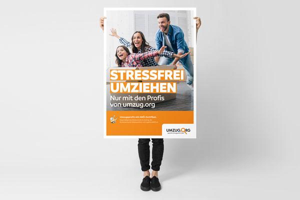 Markenentwicklung, Corporate Design - umzug.org