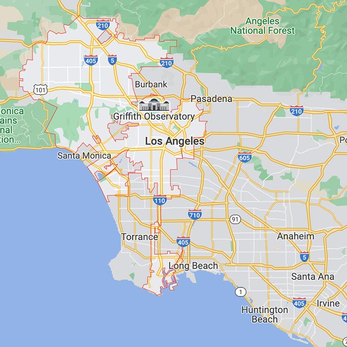 We know all the best spots in LA. �